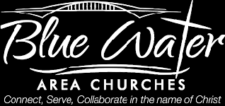 Blue Water Area Churches Sponsor Logo