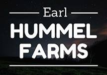 Earl Hummel Farms Sponsor Logo
