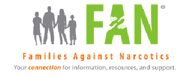 Families Against Narcotics Spoonsor Logo