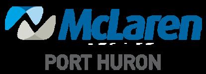 Mclaren Port Huron Sponsor Logo
