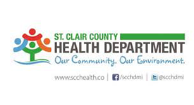 St. Clair Health Department Sponsor Logo